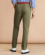 Stretch Cotton Trousers 썸네일 이미지 3